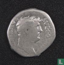 Romeinse Rijk, AR Denarius, 117-138 AD, Hadrianus, Rome, 132 AD