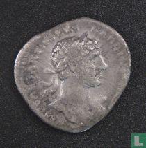 Romeinse Rijk, AR Denarius, 117-138 AD, Hadrianus, Rome, 118 AD