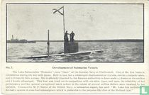 """The Lake Submersible """"Protector"""", now """"Osetr"""" of the Russian Navy"""