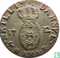 Norwegen 2 Skilling 1782