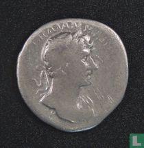 Romeinse Rijk, AR Denarius, 117-138 AD, Hadrianus, Rome, 119-125 AD
