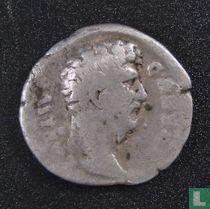 Romeinse Rijk, AR Denarius, 136-137 AD, Aelius als caesar onder Hadrianus, Rome, 137 AD