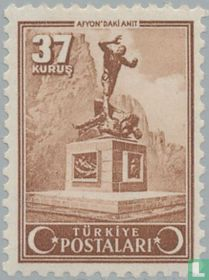 Monument in Afyon