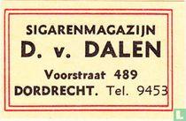 Sigarenmagazijn D. v. Dalen