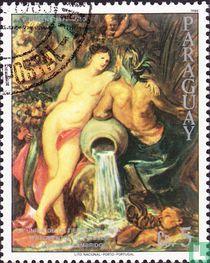 Peintures nues de Rubens