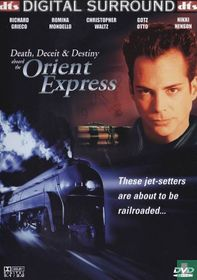 Death, Deceit and Destiny Aboard the Orient Express