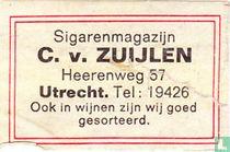 Sigarenmagazijn C. v. Zuijlen