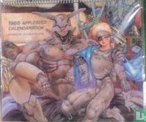 1988 Appleseed Calendarbook