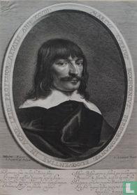 MARCUS ZUERIUS BOXHORNIUS, BERGOBZOMANUS, ELOQUENTIAE IN LEID. PROFESSOR, AETATIS ANN. XXVIII.