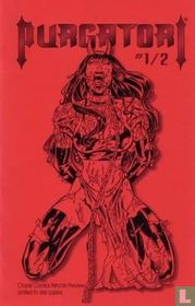 Purgatori ashcan standard edition