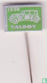 1930 Talbot [grün]