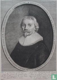 ARNOLDUS VINNIUS I.C. ET PROFESSOR ORDINARIUS FACULTATIS IURIDICAE IN ACADEMIA LEYDENSIS.