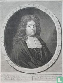 DAVID VAN HOOGSTRATEN MEDICINAE DOCTOR.