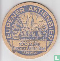 Eupener Aktienbier 100 Jahre