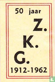 Z.K.G. 1912-1962