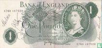 Verenigd Koninkrijk 1 Pound