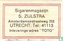 Sigarenmagazijn S. Zijlstra