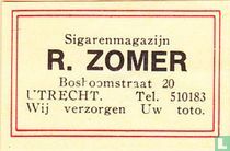 Sigarenmagazijn R. Zomer