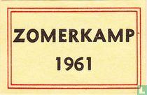 Zomerkamp 1961