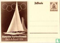 Olympische zeilwedstrijden Kiel