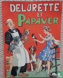 Delurette et Papaver