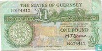 Guernsey 1 pound (P48b)