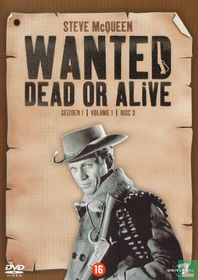 Wanted Dead or Alive seizoen 1, volume 1, disc 3