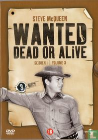 Wanted Dead or Alive seizoen 1 volume 3 [volle box]