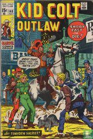 Kid Colt Outlaw 148