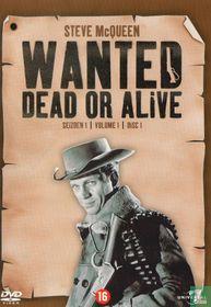 Wanted Dead or Alive seizoen 1, volume 1, disc 1