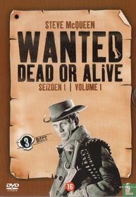 Wanted Dead or Alive seizoen 1 volume 1 [volle box]