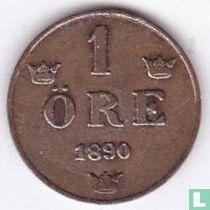 Zweden 1 öre 1890