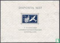 Postzegeltentoonstelling 1937