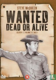 Wanted Dead or Alive seizoen 1, volume 3, disc 1