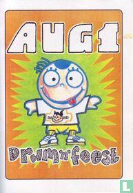 Aug 1 - Drum 'n' feest