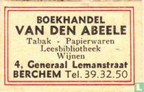 Boekhandel Van den Abeele
