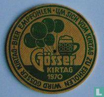 Gösser Kirtag 1970