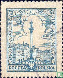 Kolom van Sigismond III, Warschau