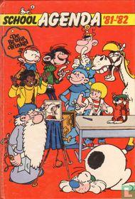School agenda '81-'82