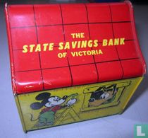 Mickey Mouse Savings House