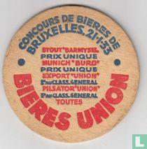 Concours de bières de Bruxelles - Bieres Union