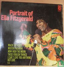 Portrait Of Ella Fitzgerald