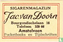 Sigarenmagazijn Jac. van Doorn