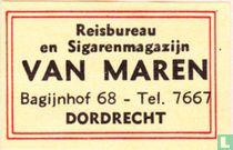 Reisbureau Van Maren