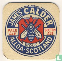 James Calder Alloa • Scotland