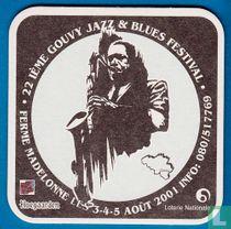22ième Gouvy Jazz & Blues Festival