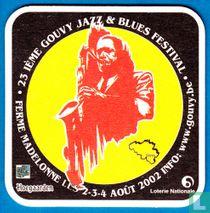 23ième Gouvy Jazz & Blues Festival