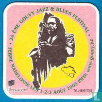 24ème Gouvy Jazz & Blues Festival