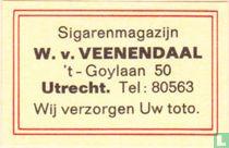 Sigarenmagazijn W. v. Veenendaal