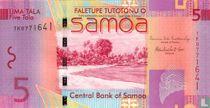 Samoa 5 Tala ND (2012)